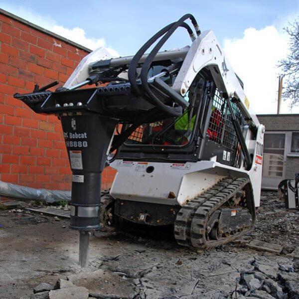 T110 Compact Track Loaders