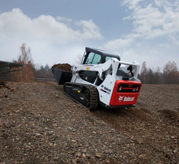 T590 Compact Track Loaders