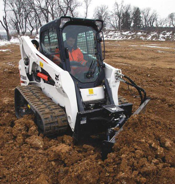 T650 Compact Track Loaders
