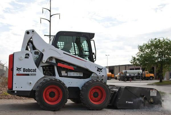 S770 Skid-Steer Loader