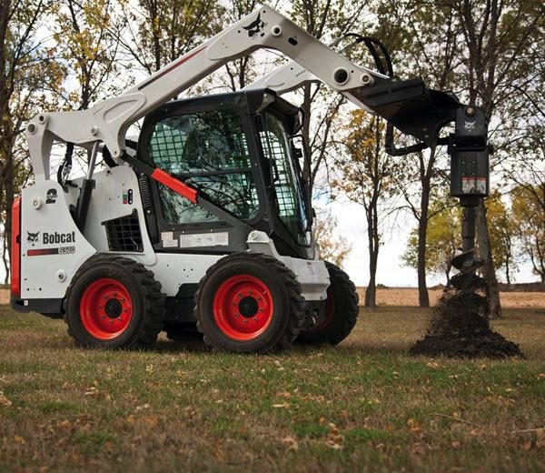 S570 Skid-Steer Loader