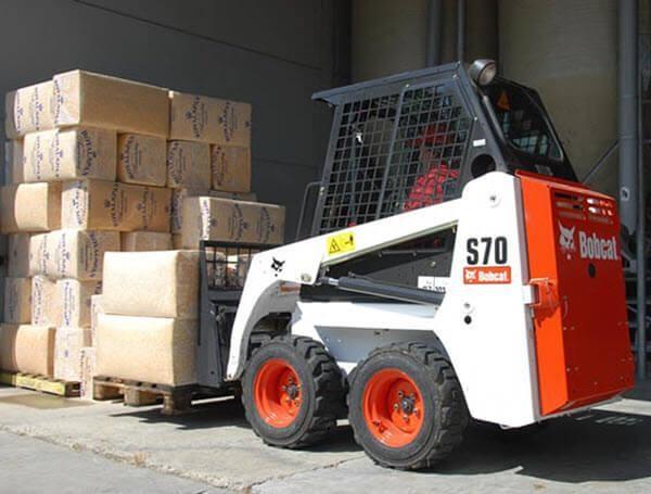 S70 Skid-Steer Loader