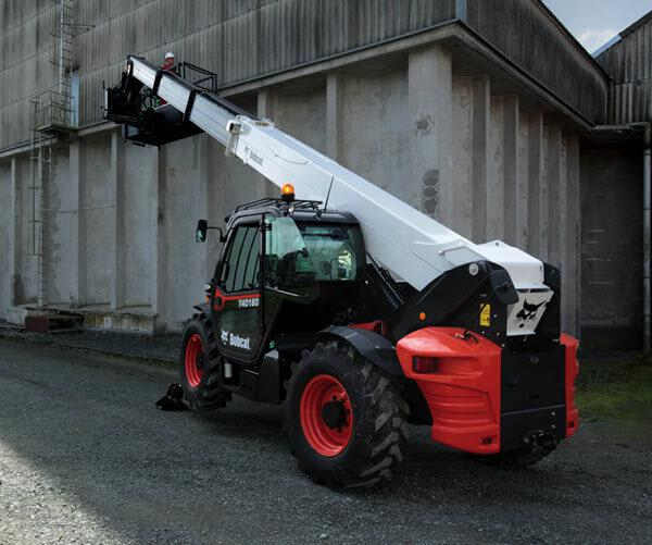 T40180 Telescopic Handler