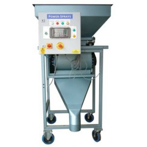 Multi Roving Glass Fiber Chopper + Feeder