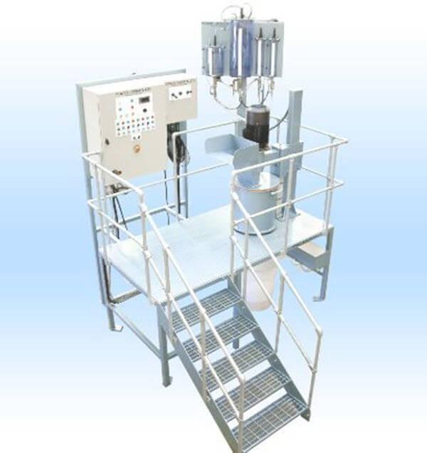 GRC 125S Platform Mixer