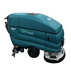 5680 Walk Behind Floor Scrubber-Dryer
