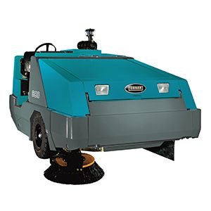 800 Industrial Ride-on Sweeper