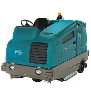 T20 Industrial Ride-on Floor Scrubber-Dryer
