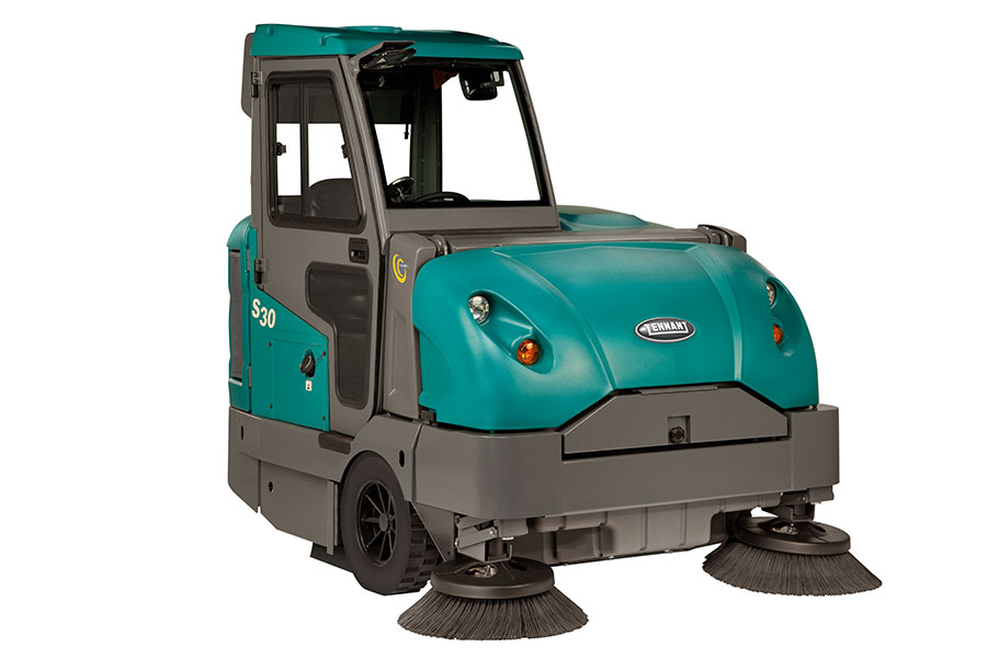 S30 Mid Sized Rider Sweeper