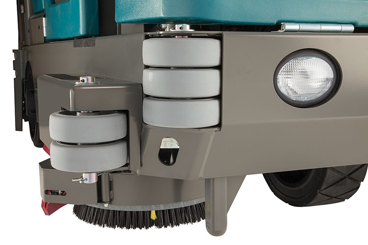 M20 Integrated Rider Sweeper-Scrubber