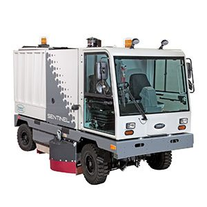 Sentinel® High-Performance Rider Sweeper