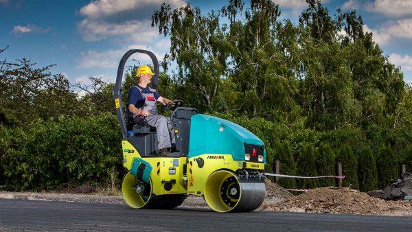 ARX 12 Tandem Roller