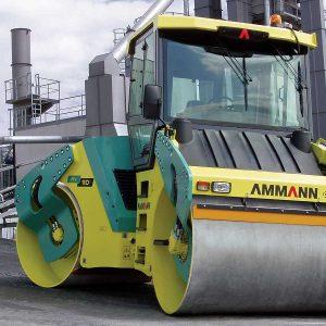 AV 110 X Tier 2 Articulated Tandem Roller