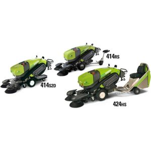 400 Series Green Machines Air Sweepers Main