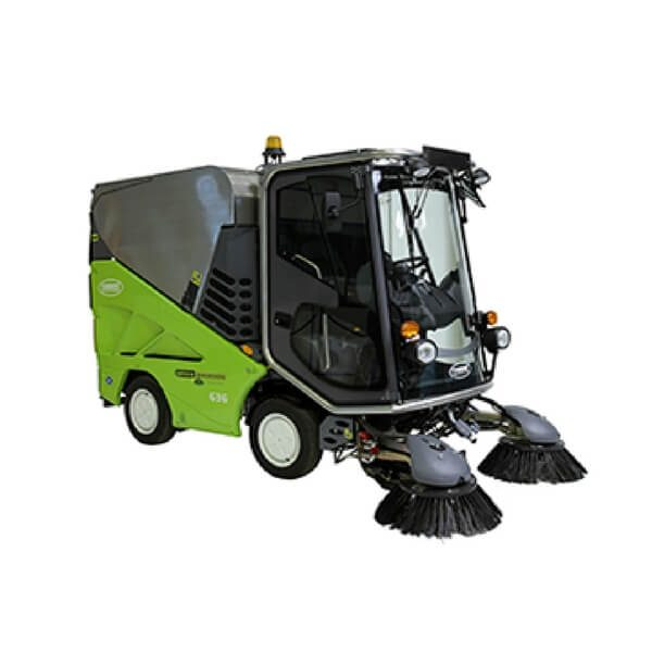 636 Green Machines Series Air Sweeper 2