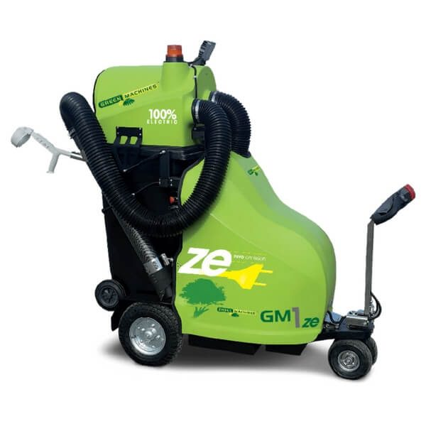GM1ze Green Machine Main