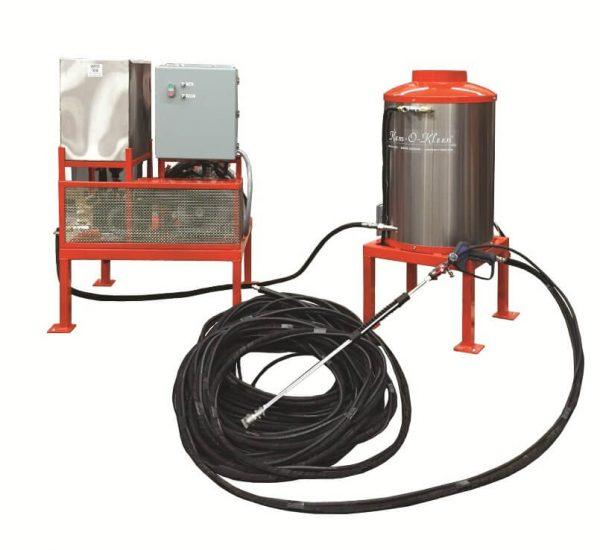 K-3004 & K-3008 Stationary Unit for Acid Etching